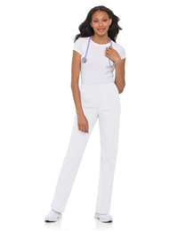 White Nursing Pants -Unisex