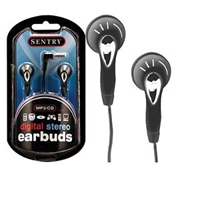 Budget Black Ear Buds