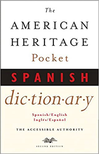 The American Heritage Pocket Spanish Dictionary