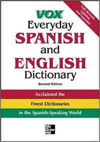 Compact Spanish And English Dictionary
