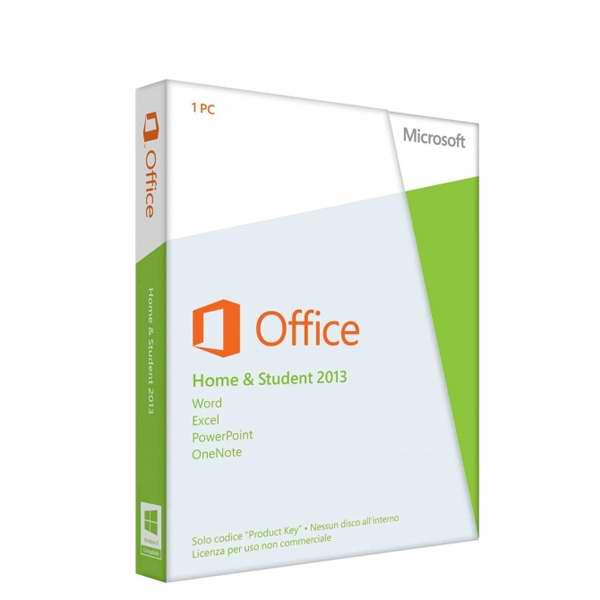 Ms Office Home & Student-2013 (SKU 101037845)