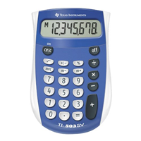 Texas Instruments TI-503SV CALCULATOR
