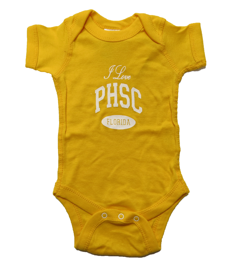 Infant Onesie Crawler -Yellow (SKU 1011726230)