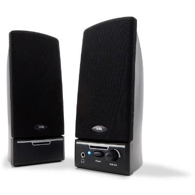 Cyber Acoutstics Desktop Speakers (SKU 1012176424)