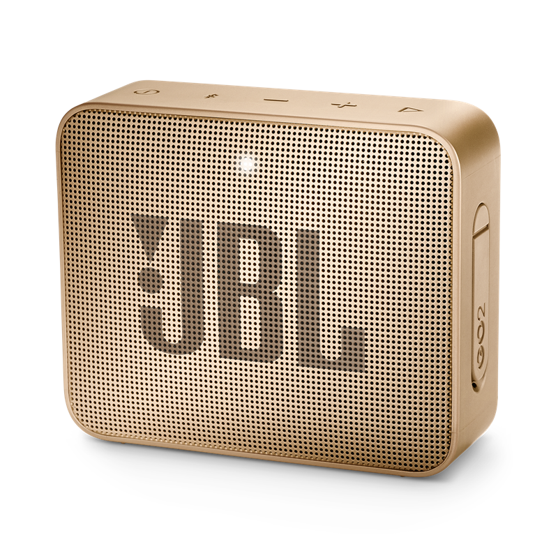 Wireless Speaker Jbl Go2 Champagne (SKU 1015521952)