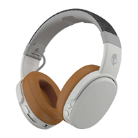 Skullcandy Crusher Wireless Headphone Gray/Tan Box