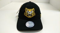 RELAXED COTTON BOBCAT HAT BLACK