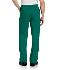 Mens Nurse Elastic Waist Pants Hunter Lpn