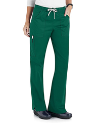 Womens Nurse Cargo Pants Hunter Lpn
