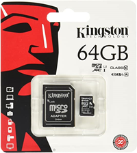 Kingston 64 Gb Micro Sd