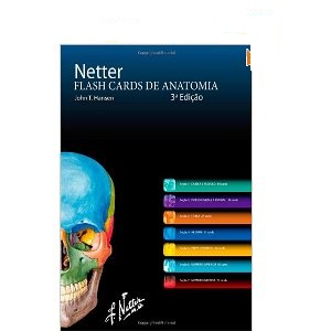 Netter S Anatomy Flash Cards 3rd Edition Pasco Hernando State